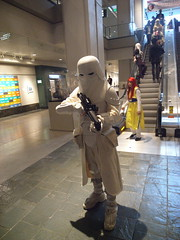 Star Wars Ice Trooper