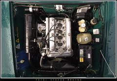 Alfa Romeo 1750 GTV 1970 Engine bay (Stefan Baging) Tags: speed d2x alfa romeo 1750 gtv legend alfaromeo bertone nikond2x sigma1020mmf456exdc pinoverde 1020mmf456exdc ar216