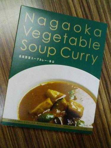 長岡野菜スープカレー