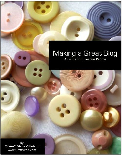 Making a Great Blog: a Guide for Creative People