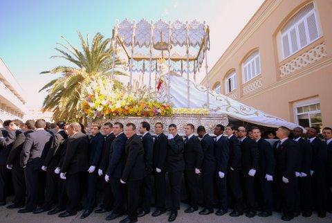 Domingo de Resurrección 2009 Melilla 063