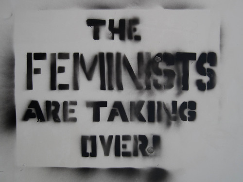 Feminists Taking Over