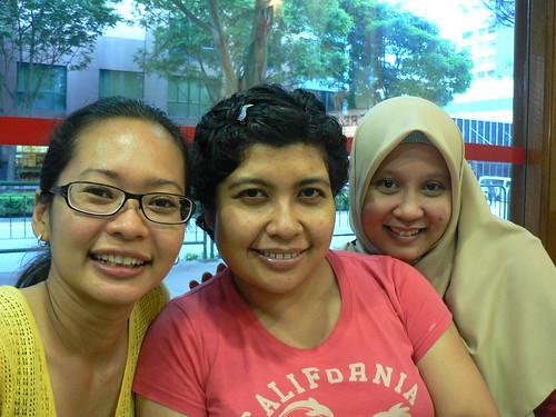 Me, Dianah & Radiana