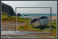 3in1 (johndugganfoto) Tags: ireland photoshop boats seaside nikon waterford bunmahon abandonedboats seascenes johndugganfoto