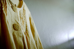 fever (NicaMom) Tags: yellow shirt nikon top buttons naturallight day113 d40 2009yip