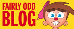 Fairly Odd Blog badge