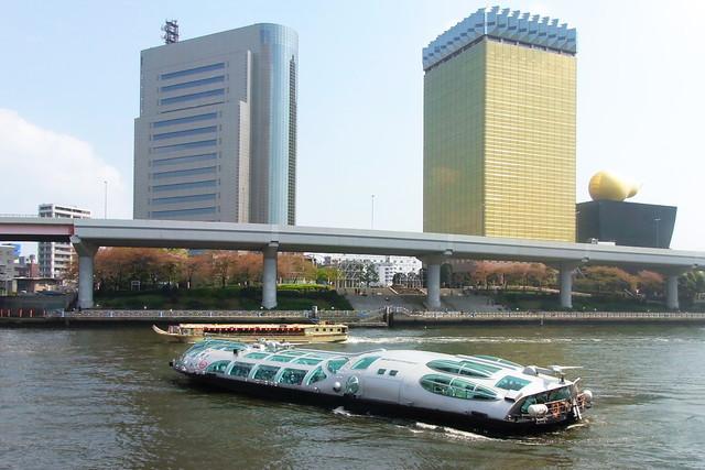 Sea bus / 水上バス