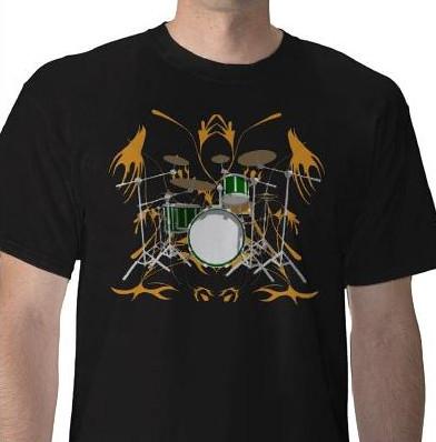 drum tattoo. snare drum tattoo