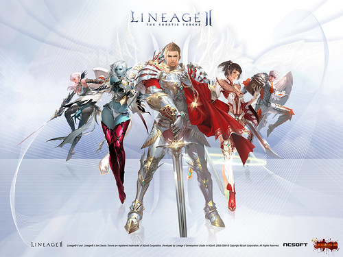 Lineage 2 Gracia Final por ((d[-_-]b)).