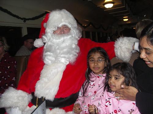 Santa - Polar Express