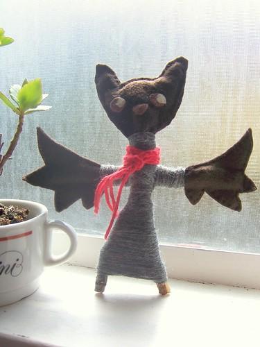 persephone the bat