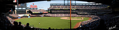 The View from Citi Field's Left Field Concourse (adcristal) Tags: nyc newyorkcity panorama ny newyork field stitch baseball stadium pano nikond70s pole queens fans left section mets shea ballpark concourse foul 131 mlb newyorkmets flushing nym majorleaguebaseball metropolitans tamron1750mmf28 citifield