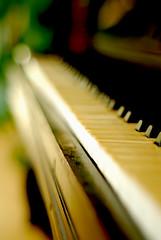 Un punto de Piano (KaY-MaN) Tags: españa de keys point punto los dof piano cadiz vanishing fuga meca caños teclas