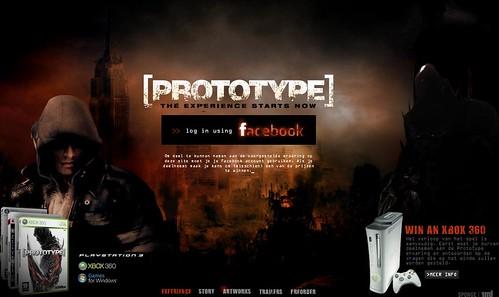 Prototype Experience