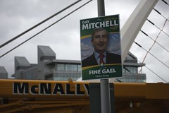 Gay Mitchell - European Election Poster