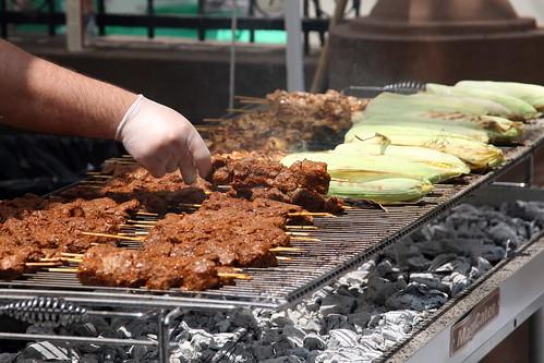 Lebanese Food Festival photo via Eating in Translation