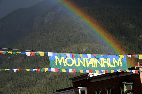 Mountainfilm Rainbow