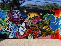 Jaes Augor Enue Pose Ewok LosAngeles Graffiti Art (anarchosyn) Tags: art pose graffiti losangeles ewok awr msk hm cod dc5 nsf jaes seventhletter ironlak augor enue 33third