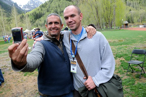 Andy Bicklbaum and Tim deChristopher