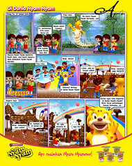 Nyam Nyam comic