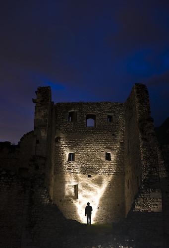 Castel painting