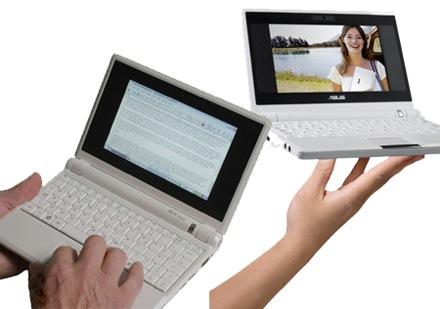 Netbooks com ótimo custo x benefício