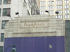 former Bickford's Cafeteria, New York