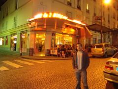 El cafe de d'Amélie Poulain