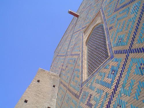 Mausoléu de Khoja Ahmed Yasawi, UNESCO Turkestan Cazaquistão