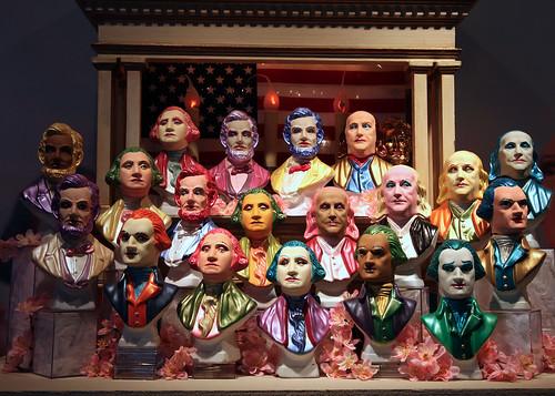Artomatic Founding Fathers