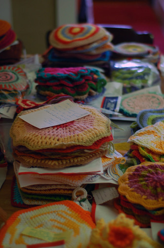 Potholder Swap Day!