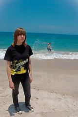 Summer (pixi3du5t) Tags: summer beach skimboarding