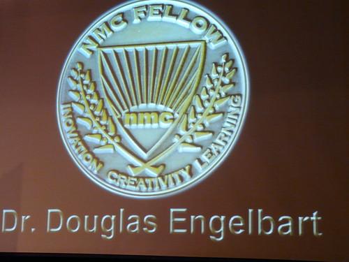 NMC Fellow Dr. Douglas Engelbart