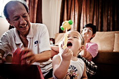 Happy Father's Day (simjeelee) Tags: canon happy weile fathersday 400d tamron1750mmf28