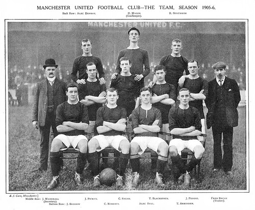 History of Manchester United F.C. (1878–1945)