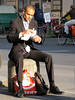 Bon appétit! (ЯAFIK ♋ BERLIN) Tags: man hot guy socks kreuzberg evening lad suite guapo so36 bloke ragazzo abendstimmung paquete bonappétit tío erkek shab bulto dönerkebap manscent streetdinner wohlbekomms bomapetit