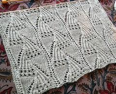fernfrost 06/27/2009b (dahl of wool) Tags: lace cashmere artyarns fernfrost knitspot