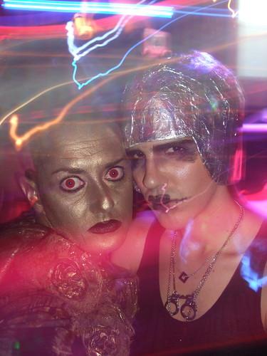 Cheryl - Goth Spaceship