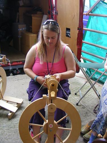 Lottie Spinning