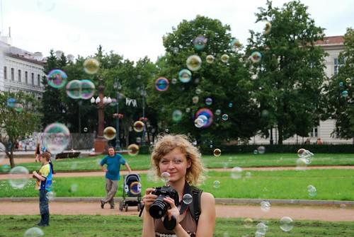 burbuluose
