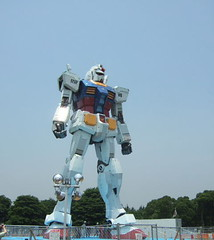 Life size Gundam (kana*) Tags: odaiba gundam