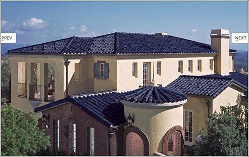 Paneles Solares Con Forma De Tejas