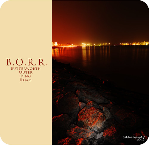BORR Series #1 (Long Exposure)