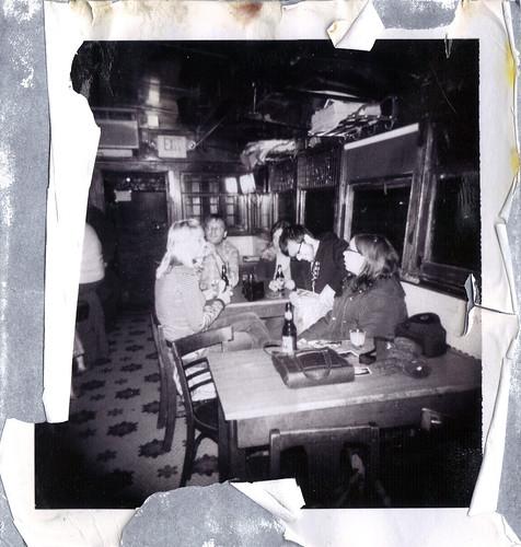 Diner Car at Ralph's Holgaroid 58/365