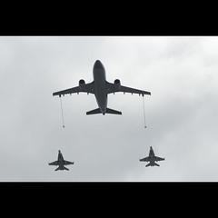 Trenton - Quinte Ontario Air Show 001 (Robert Scott Photography) Tags: show ontario canada fly flying nikon air tudor airshow 70300mm tamron hercules snowbirds trenton snowbird polaris cf18 quinte cc150 cc130 d80