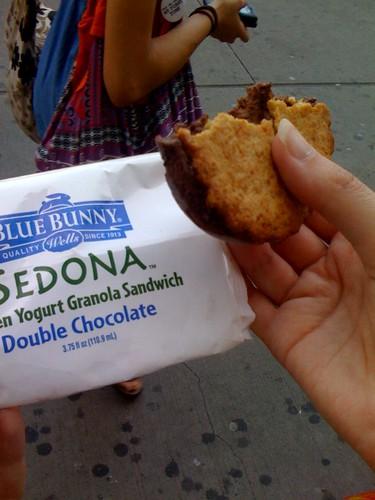 Street cookie