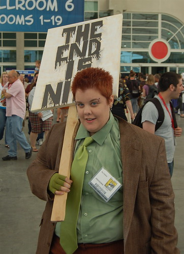 Comic Com 2009: The End Is Nigh