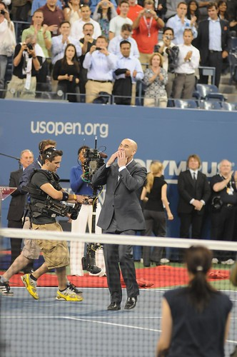 Andre Agassi - US Open 2009 053
