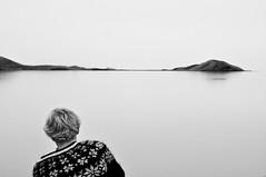 pure icelandic scenery (júlía ∆) Tags: landscape iceland sweater scenery traditional hugi mývatn hlynsson