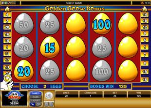 free Golden Goose Crazy Chameleons bonus game